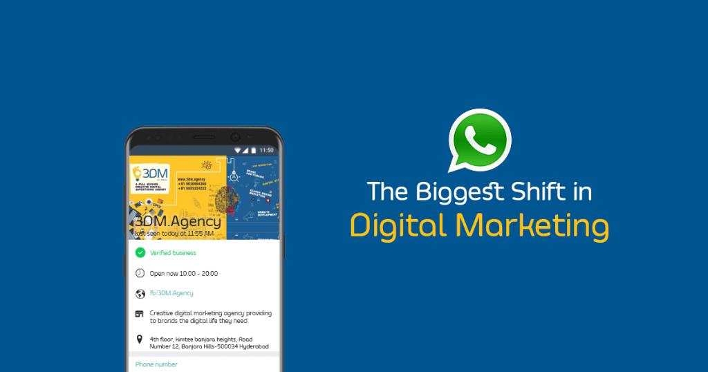 The Biggest Shift in Digital Marketing